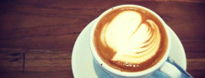 Peloton & Co is one of Coffee in London.