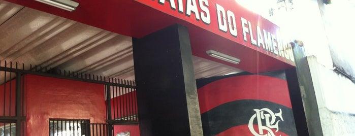 Clube de Regatas do Flamengo is one of Estádios do Rio de Janeiro.