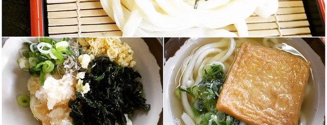 うらら is one of めざせ全店制覇~さぬきうどん生活~ Category:Ramen or Noodle House.