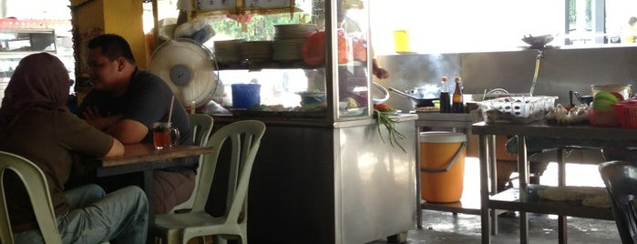 Gerai Najwa Saw Chinese Muslim is one of Must-visit Food in Kuala Lumpur.