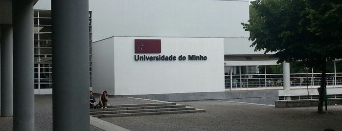 Universidade do Minho is one of Relevant Places.