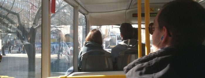 Linie 100 is one of Berlin - insider travel tips.