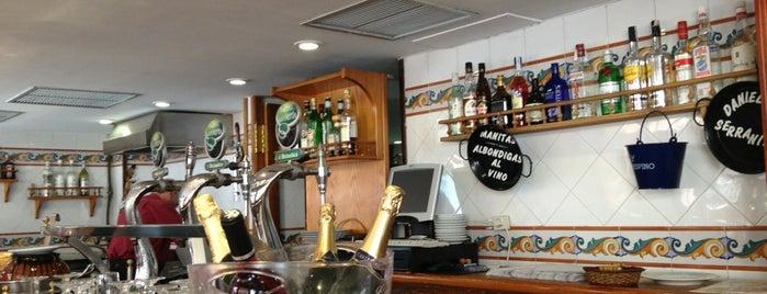 El Bocaito is one of los mejores sitios para comer en Alicante.