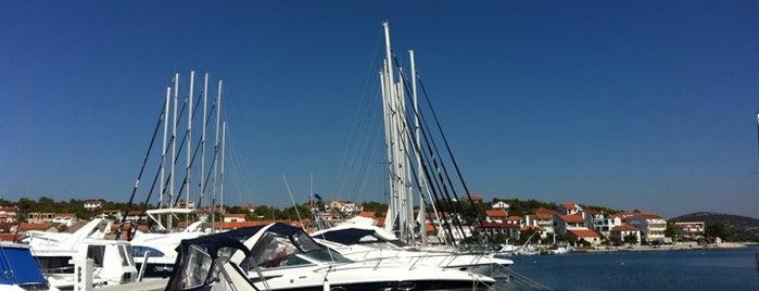 ACI Marina Jezera is one of Favorite Great Outdoors.