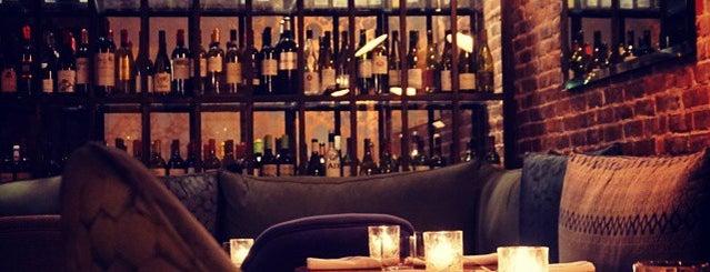 La Compagnie des Vins Surnaturels is one of NY Wine Bar.