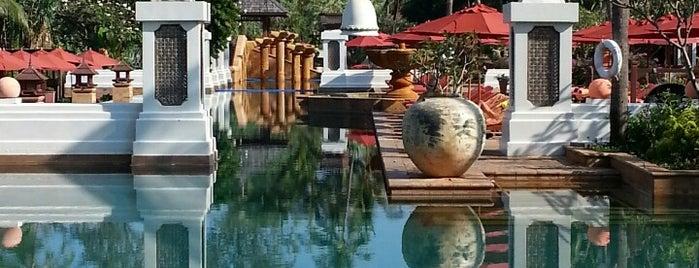 JW Marriott Phuket Resort & Spa is one of Hotel.