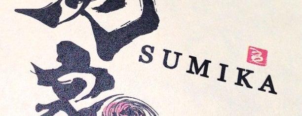 Sumika is one of 2012 San Francisco Michelin Bib Gourmands.