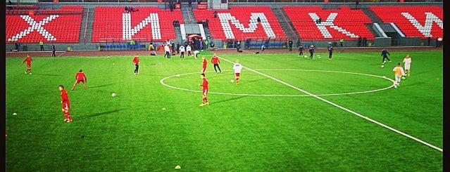 Стадион «Родина» is one of Stadiums.