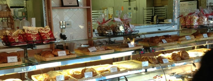 Champagne French Bakery is one of SoCal Places.