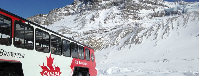 Columbia Icefield Glacier Experience is one of Canada Favorites.