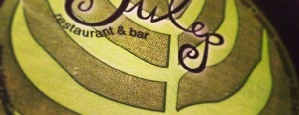 Julep Restaurant & Bar is one of Mississippi.