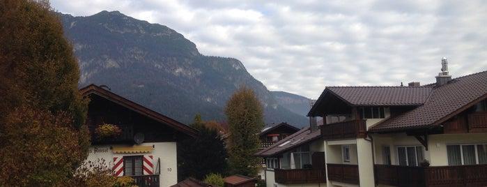 Alpenhof Hotel Garni is one of Hotels.