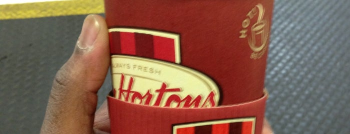 Tim Hortons is one of Everyday Livin'.