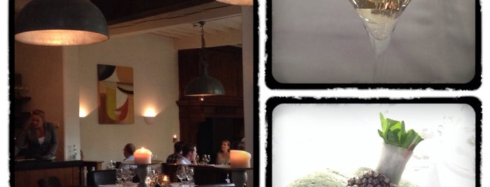 Restaurant ML is one of Haarlem, The Netherlands.