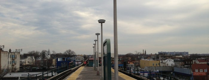 MTA Subway - Alabama Ave (J/Z) is one of MTA Subway - J Line.