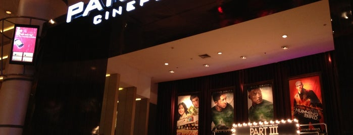 Paragon Cineplex is one of Theaters.