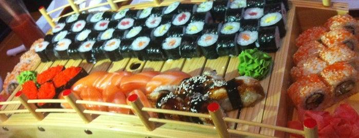 Изуми / Izumi is one of Sushi. Kyiv. Японская кухня.