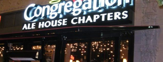 Congregation Ale House is one of LA Bars and Pubs.