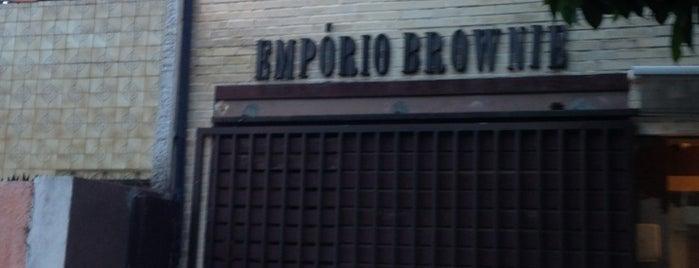 Empório Brownie is one of Guia de Fortaleza!.