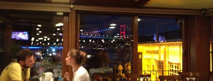 Kanlıca Yakamoz Restaurant is one of Best Food, Beverage & Dessert in İstanbul.