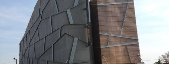 Harvey B. Gantt Center for African-American Arts + Culture is one of Musts...Charlotte, NC.