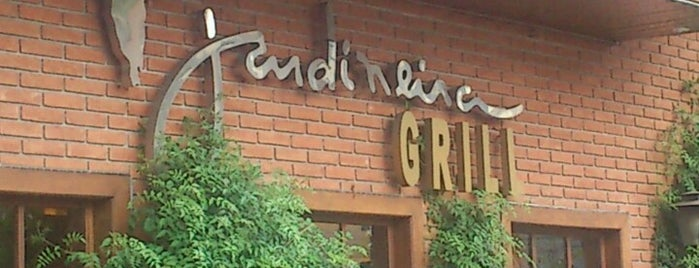 Jardineira Grill is one of Top picks for Restaurants.
