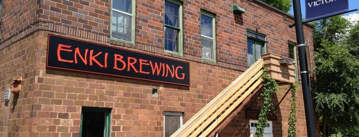 ENKI Brewing is one of Minnesota Breweries and Brewpubs.