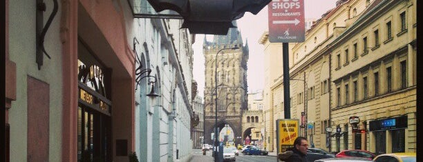 Best Western Hotel Meteor Plaza is one of Guide to Praha's best spots.