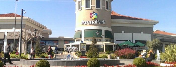 ArenaPark is one of İstanbul'daki Alışveriş Merkezleri.