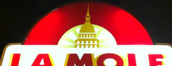 La Mole is one of 20 favorite restaurants.