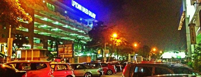 Damansara Uptown Hawker Centre is one of F&B.