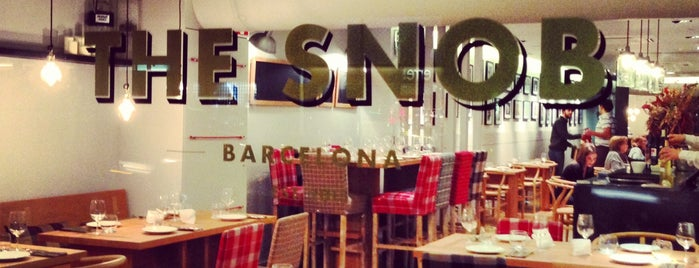 The Snob is one of BCN.