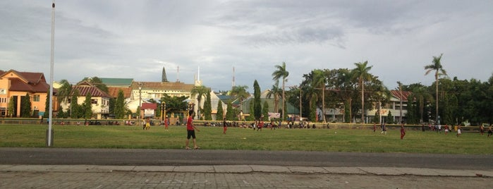 Lapangan Andi Makkasau is one of Favorite Places.