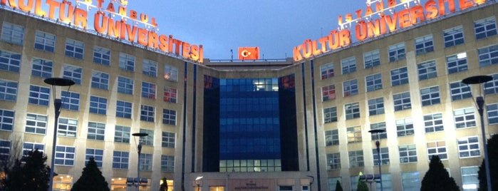İstanbul Kültür Üniversitesi is one of Kuyumcu.