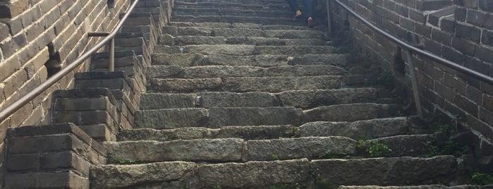 慕田峪长城 Great Wall at Mutianyu is one of shuran's Tips.