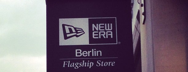 New Era Flagship Store: Berlin is one of New Era Stores.