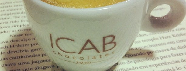 ICAB is one of fer lista.