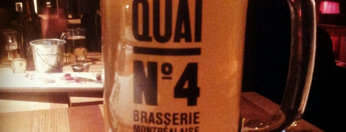Quai No. 4 is one of Places 2 visit.