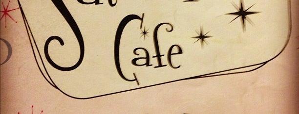 Saturn Cafe is one of Best Grub - scruz.