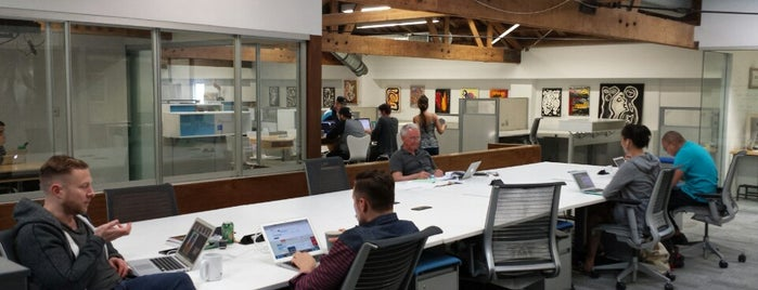 BLANKSPACES Mid-Wilshire is one of coworking.