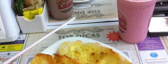 Padaria Colonial is one of Favorite Food.