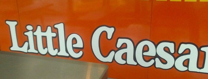 Little Caesars is one of Comida.