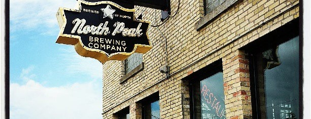North Peak Brewing Company is one of Michigan Breweries.