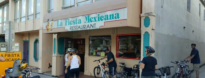 La Fiesta Mexicana is one of Best Mexican Restaurants.