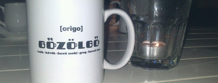 Gödör is one of Coffee.