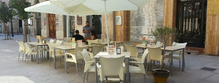 Mediterrani - Mar de sabores - is one of Restaurantes!!.