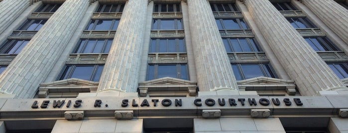 Fulton County Courthouse is one of General-Misc.