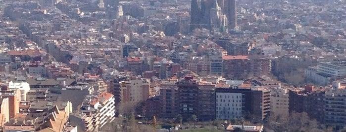 Turó de la Rovira is one of Museus i monuments de Barcelona (gratis, o quasi).