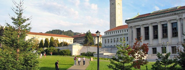 University of California, Berkeley is one of San Fran.