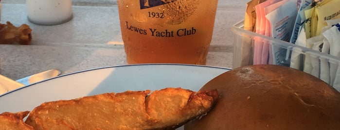 Lewes Yacht Club is one of Guide to Rehoboth Beach's best spots.